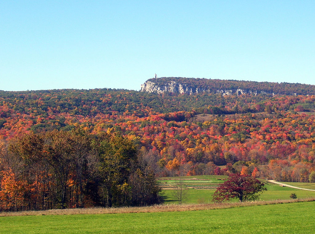 Mohonk Mountains